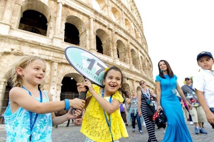 Rome, Italy - Colosseum