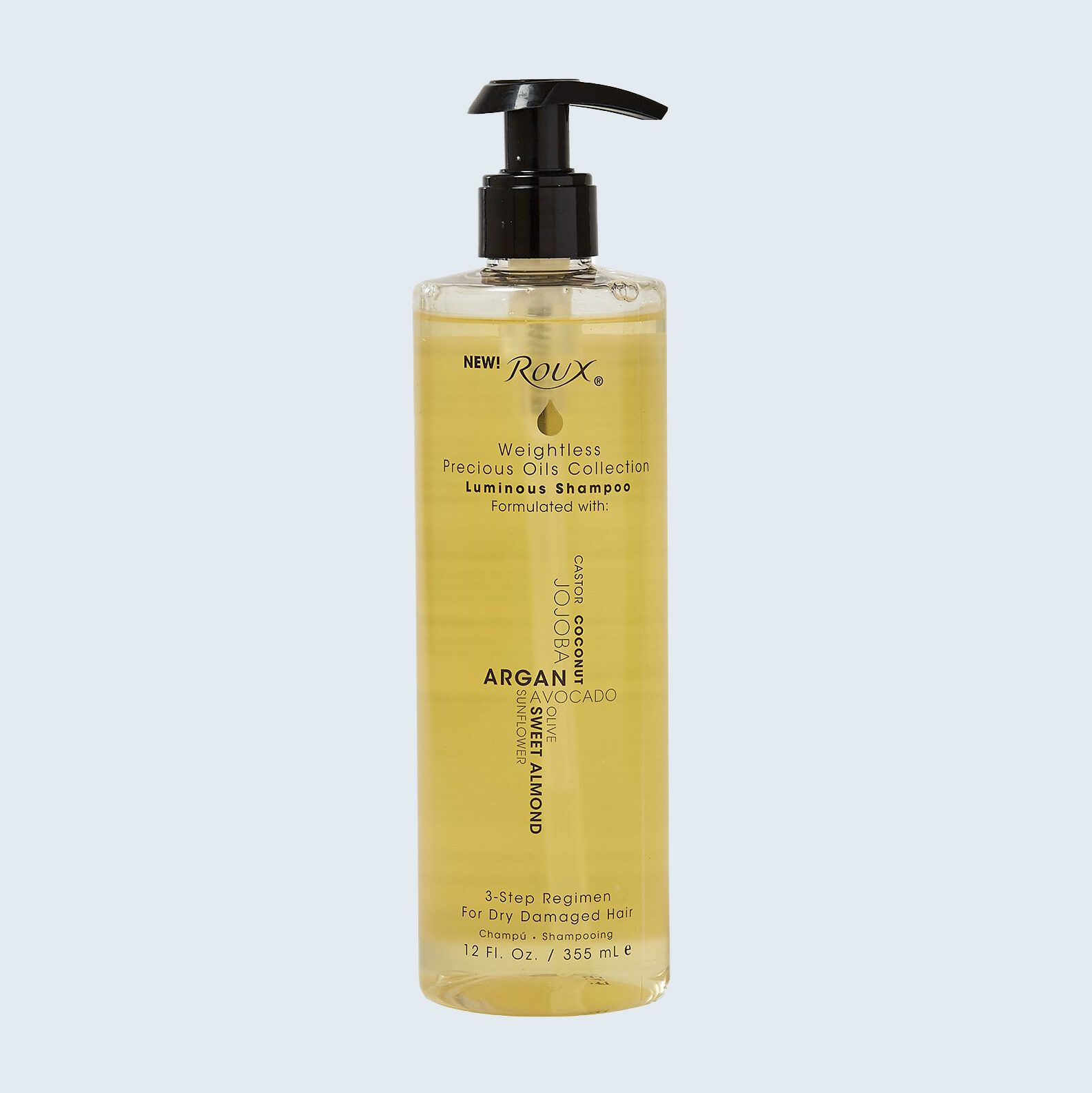 Roux Weightless Precious Oils Luminous Shampoo