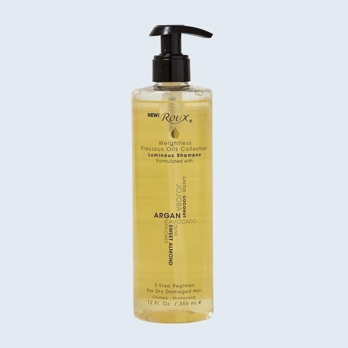Roux Weightless Precious Oils Luminous Shampoo