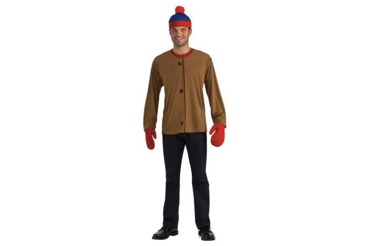 Rubie's Costume NLP South Parks Stan Costume, Standard, Standard
