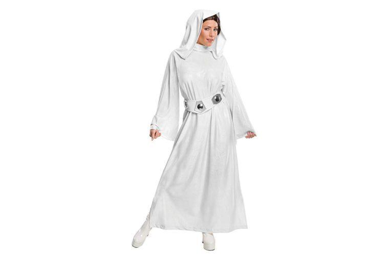 Rubie's Women's Star Wars Classic Deluxe Princess Leia Costume