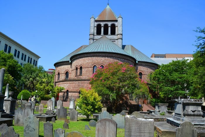 The Oldest Cemetery in Every State