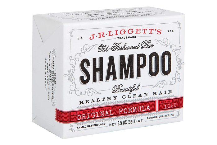 bar of shampoo