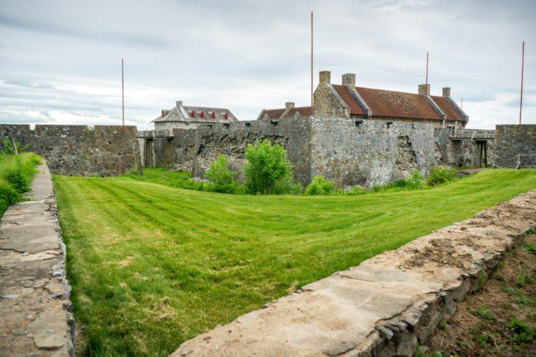 Fort Ticonderoga, New York