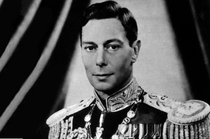 VARIOUS George VI (14 December 1895 – 6 February 1952) was King of the United Kingdom and the Dominions of the British Commonwealth from 11 December 1936 until his death. He was the last Emperor of India and the first Head of the Commonwealth. Pictured before his 1937 coronation.