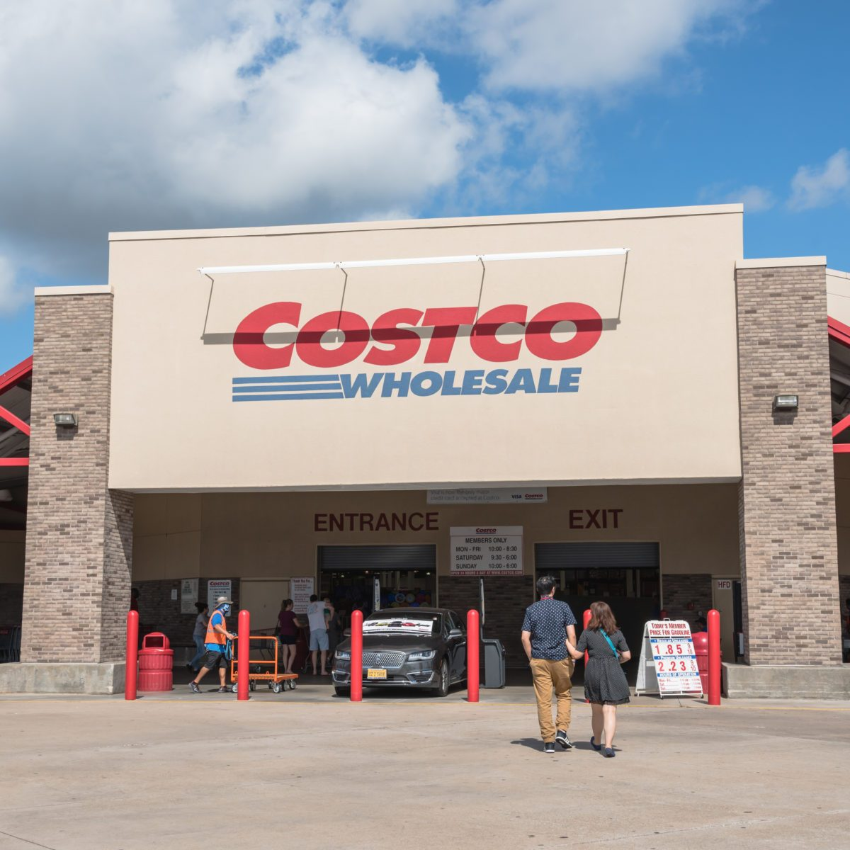The One Amazing Perk of Getting a Gym Membership Through Costco