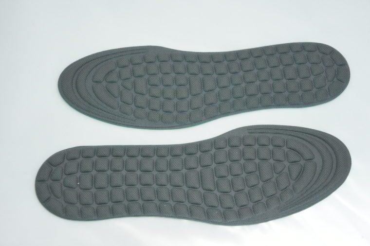 New orthopedic shoe insoles