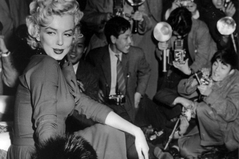 Marilyn Monroe (c1954)
