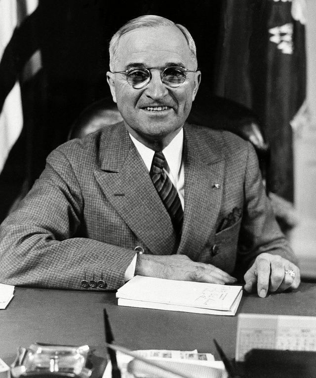 Truman Smile, Washington, USA