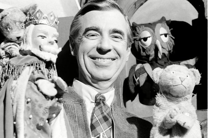 MR. ROGERS PUPPETS, PITTSBURGH, USA