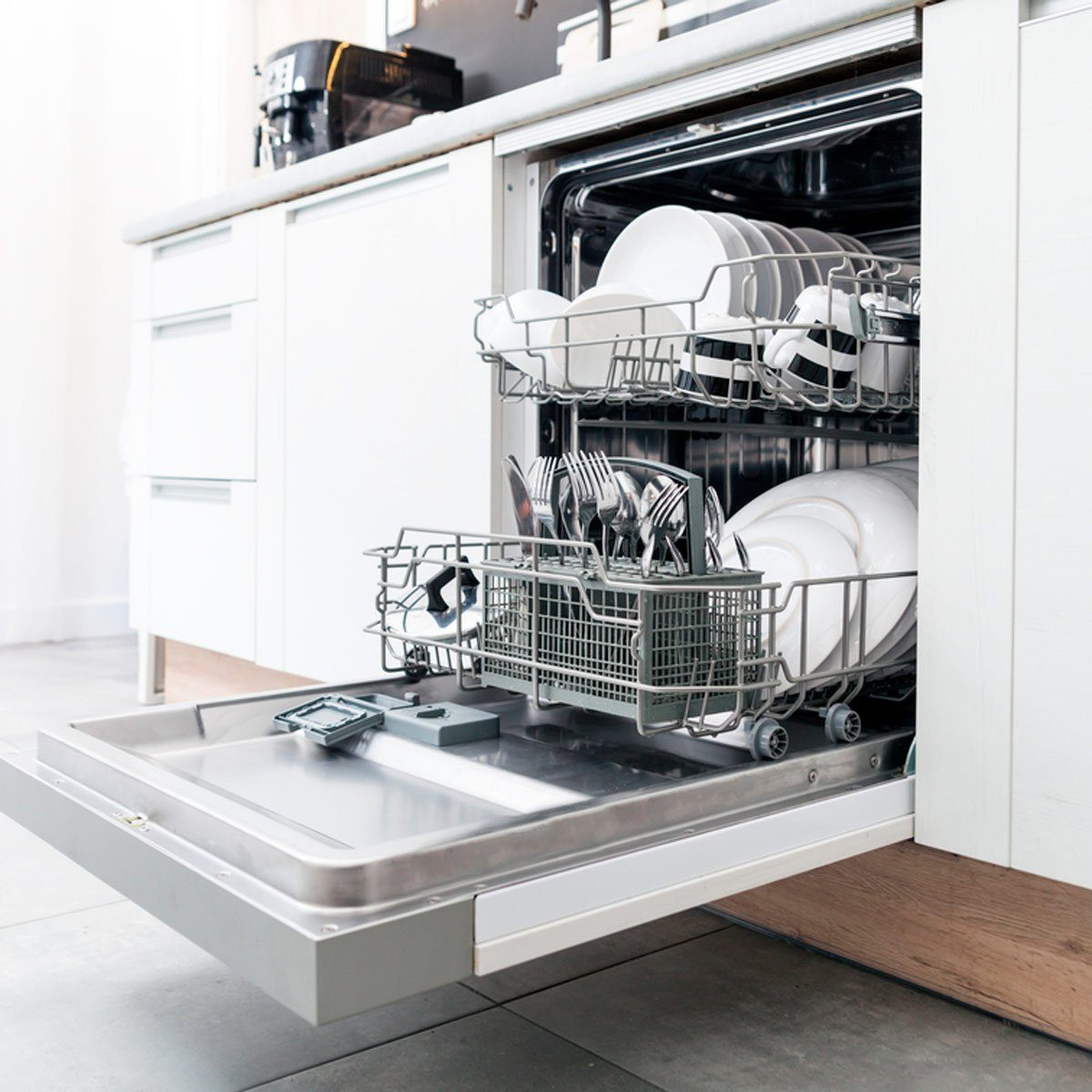 You Should Always Add This One Ingredient to Your Dishwasher