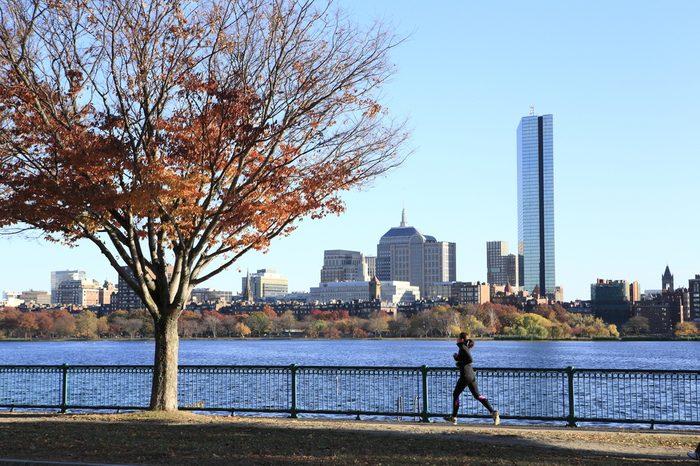 boston jogging