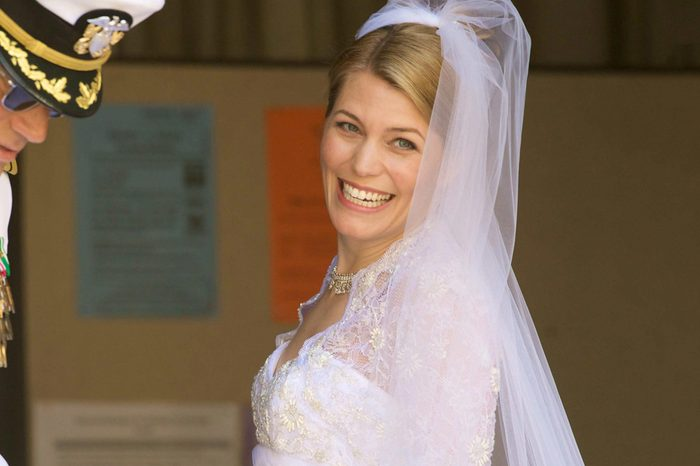 Wedding of Prince Hubertus of Saxe-Coburg and Gotha and Kelly Rondestvedt, at Morizkirche church, Coburg, Germany - 23 May 2009