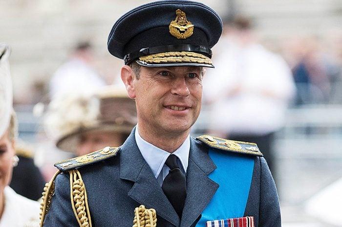 100th Anniversary of the Royal Air Force, London, UK - 10 Jul 2018