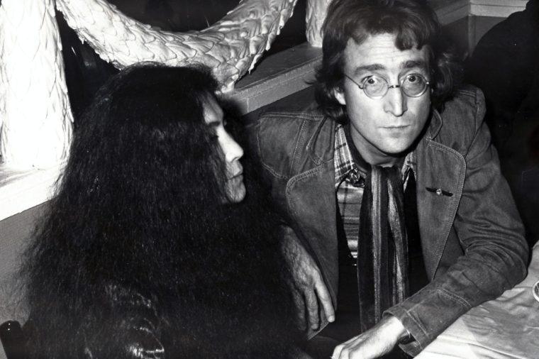 VARIOUS New York City 1980 John Lennon Yoko Ono