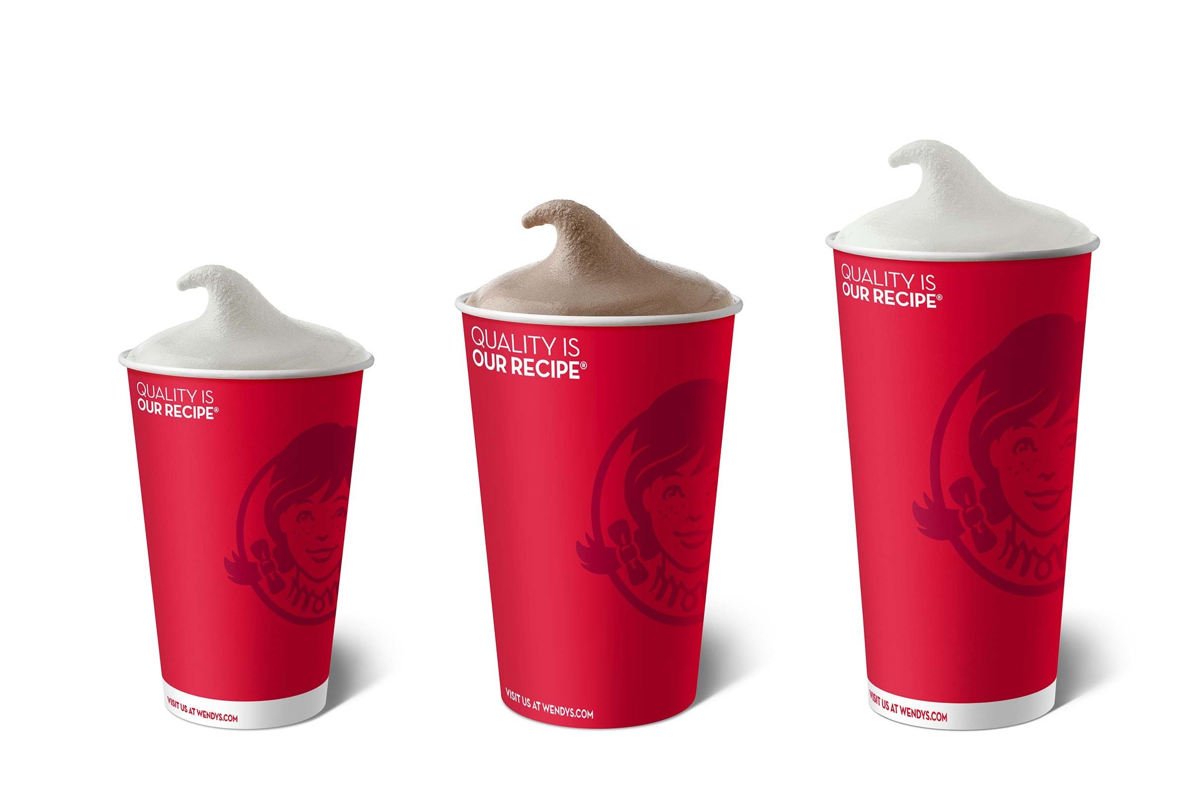 Never Knew About the Wendy's Frosty