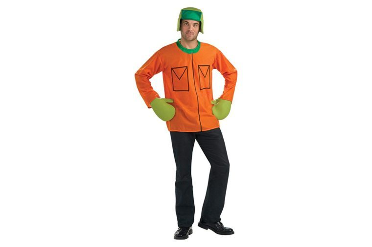 South Park Kid Adult Costume Kyle - Standard