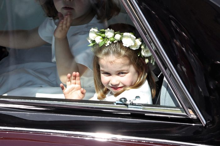 The wedding of Prince Harry and Meghan Markle, Pre-Ceremony, Windsor, Berkshire, UK - 19 May 2018