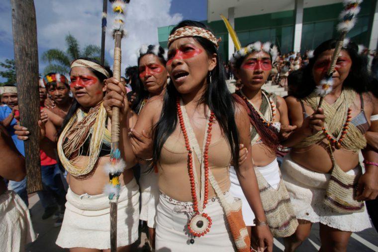 waorani people