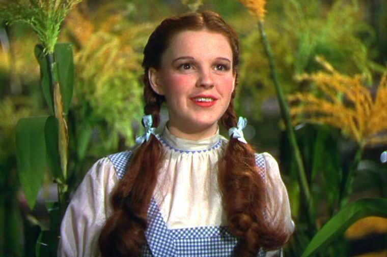 Judy Garland The Wizard Of Oz -