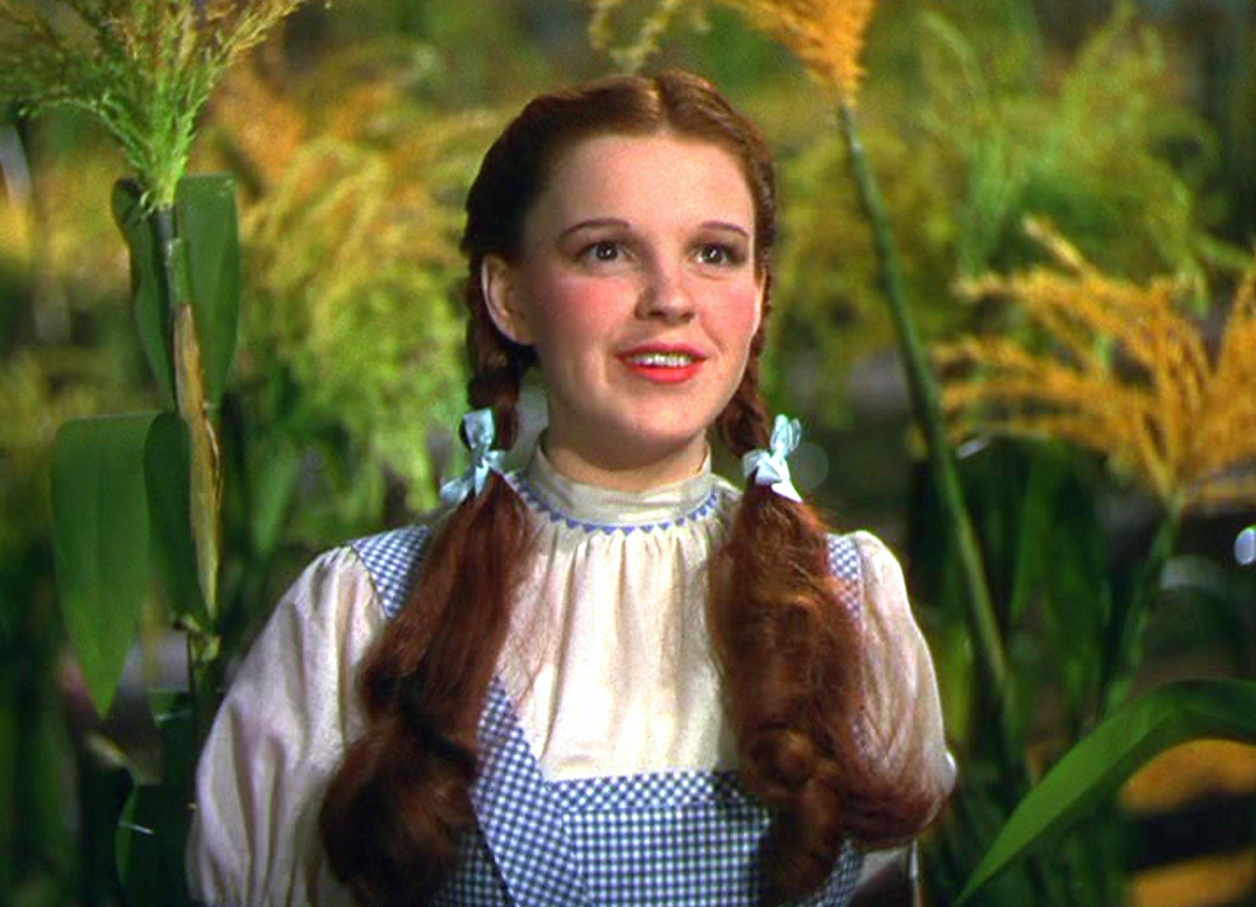 Judy Garland The Wizard Of Oz -