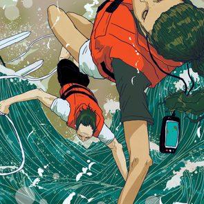 illustration of regatta disaster
