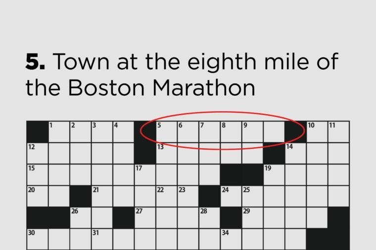 Crossword Puzzle Clues That'll Leave You Stumped | Reader's