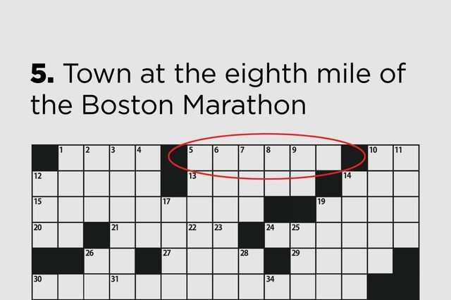 Crossword Puzzle Clues That Ll Leave You Stumped Reader S Digest