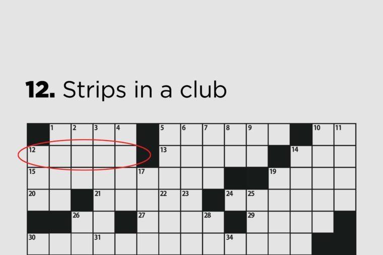strips in a club