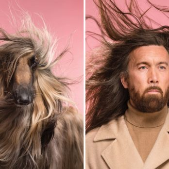 10 Hilarious Pictures of People Who Look Just Like Their Pets