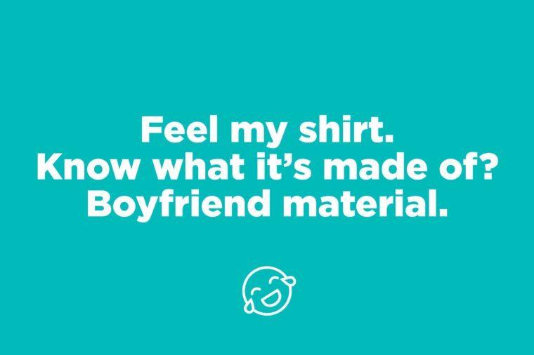 flirty jokes for boyfriend