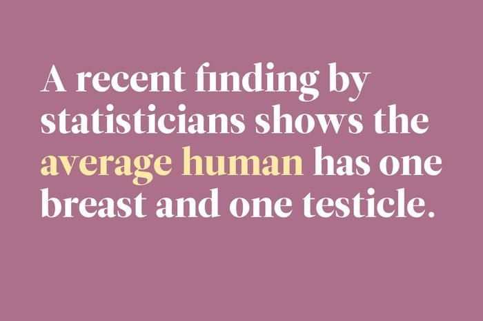 average human
