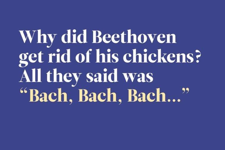 Bach, Bach, Bach