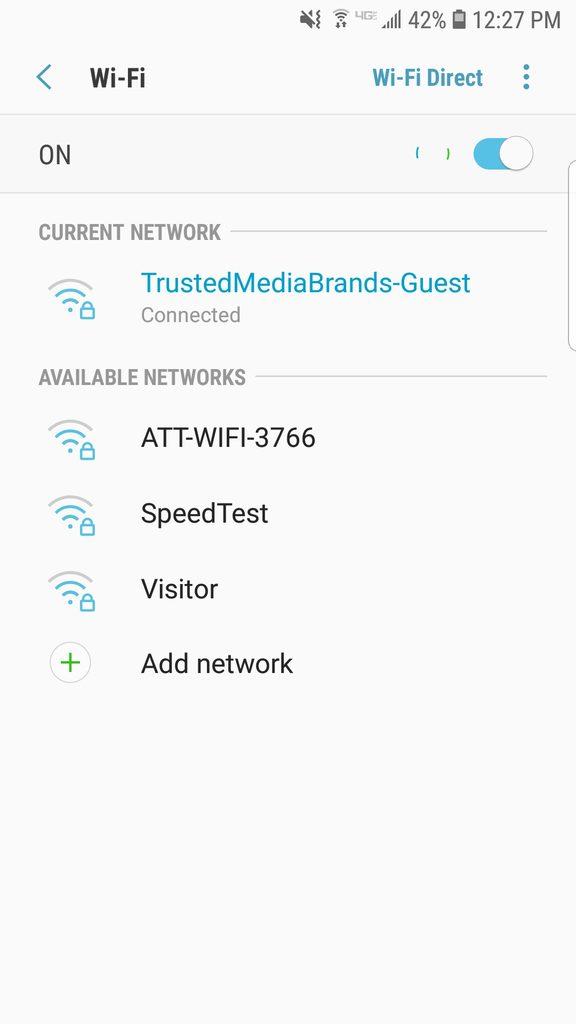wifi quick