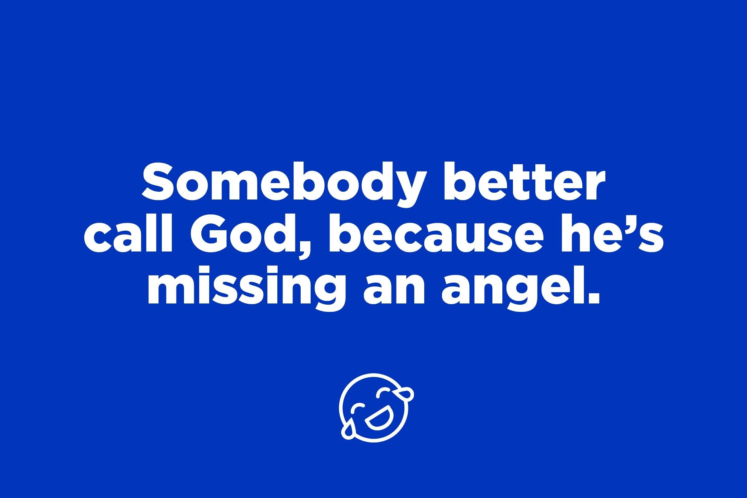 missing angel
