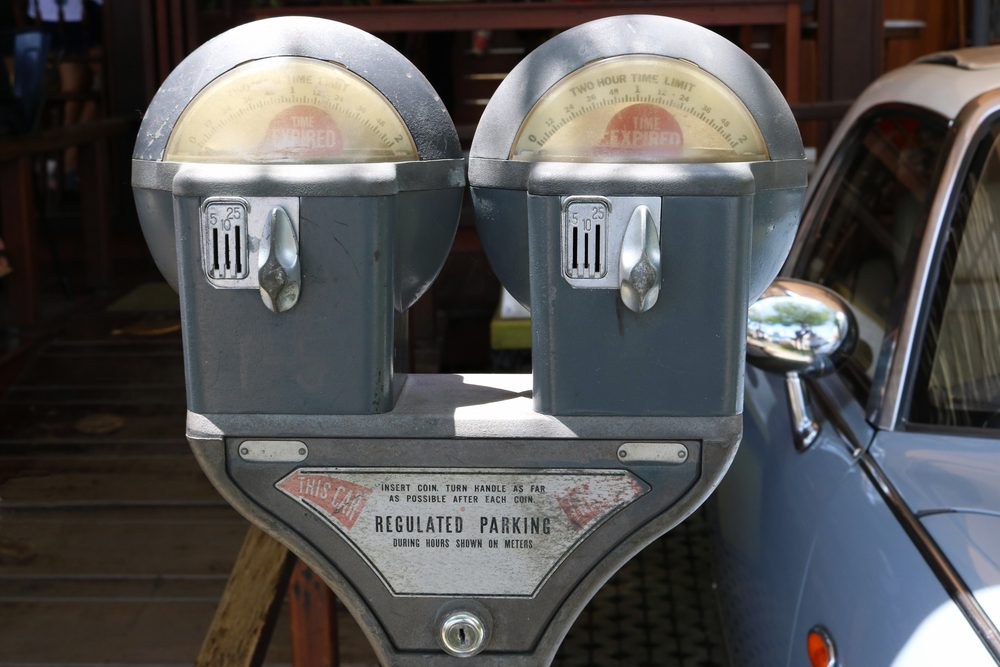 coins parking
