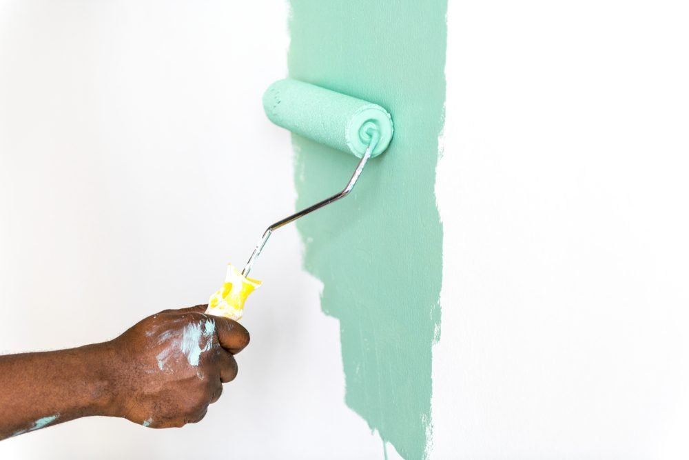 vinegar uses remove paint fumes