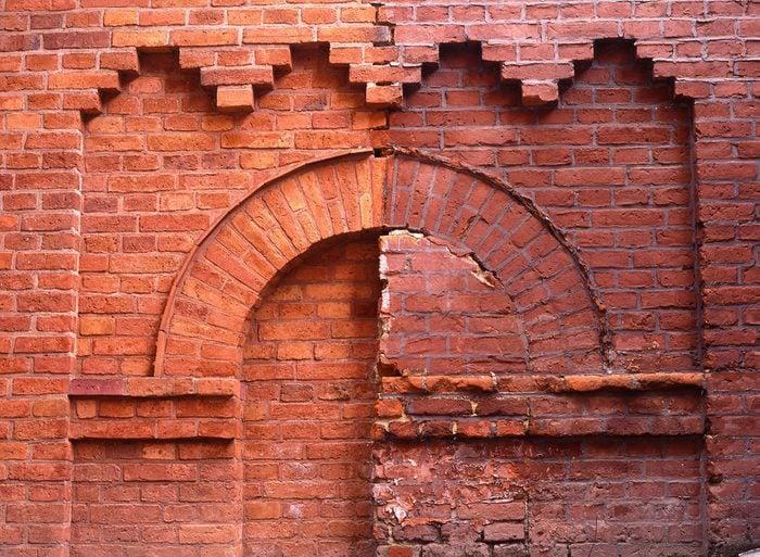 White vinegar uses brick