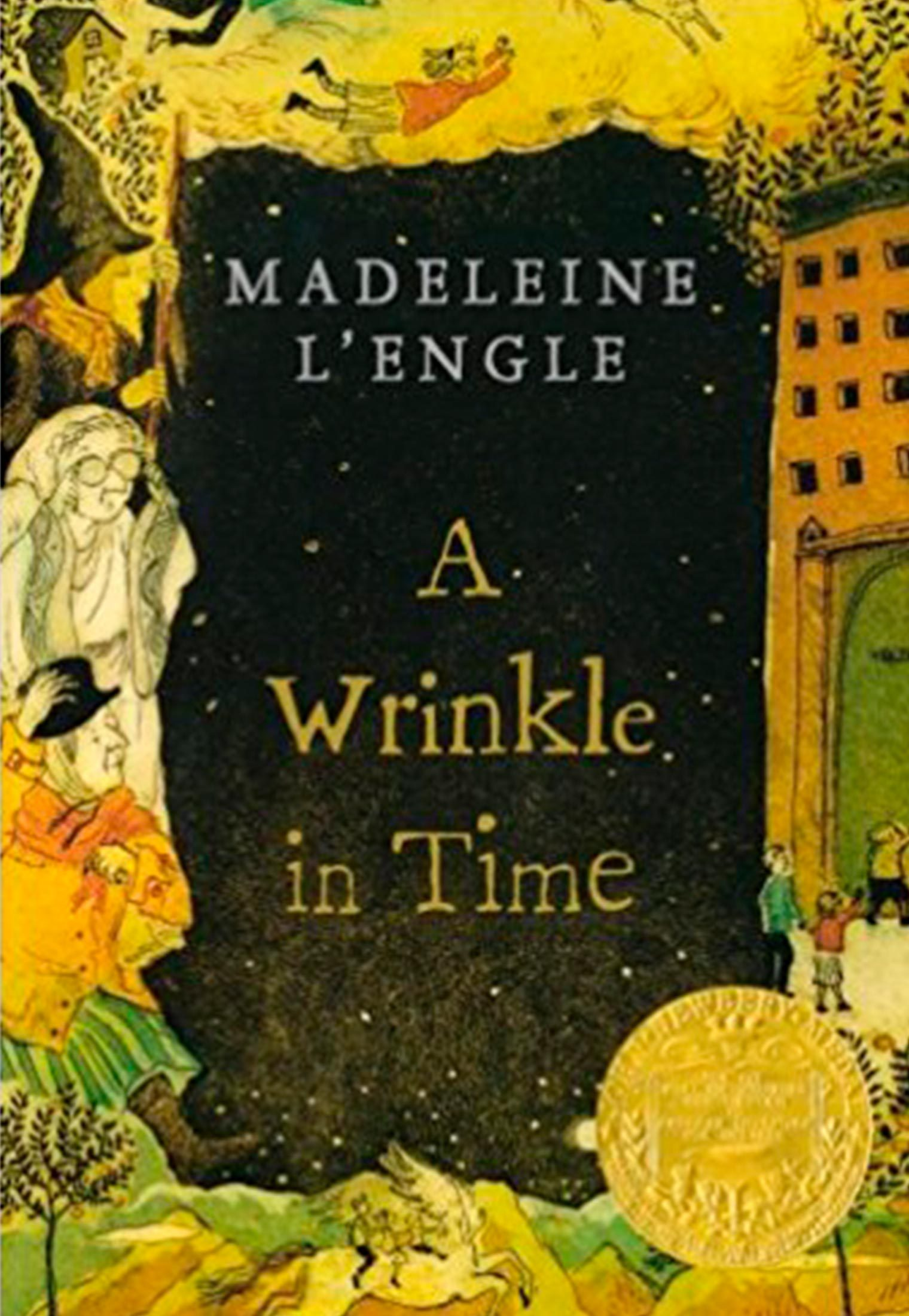 A Wrinkle In Time best children's books