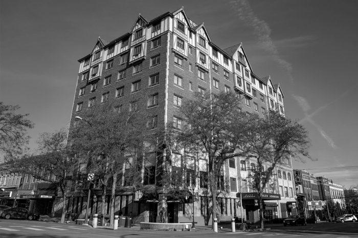 Alex Johnson Hotel
