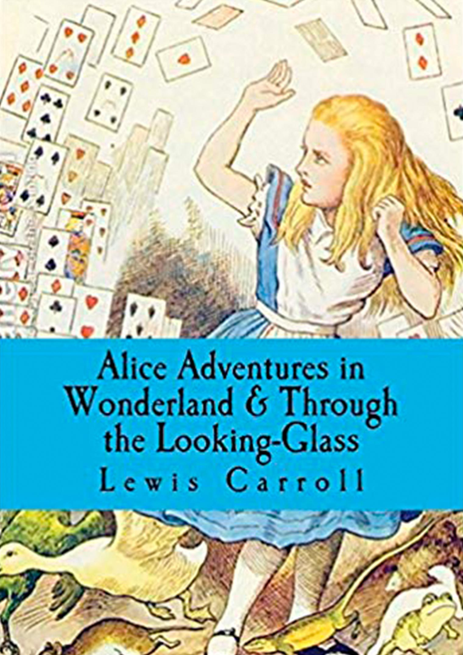 Alice In Wonderland classic children's books