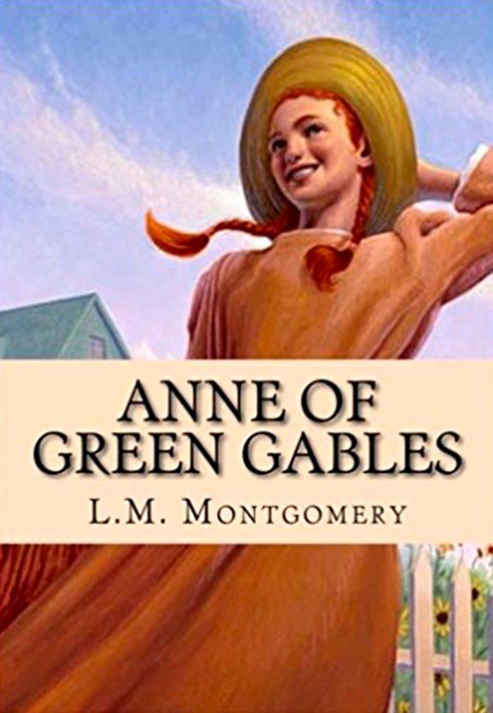 Anne of Green Gables best story books for children