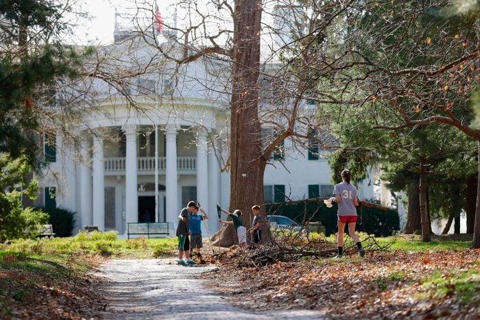 Arbor Lodge Historic Park