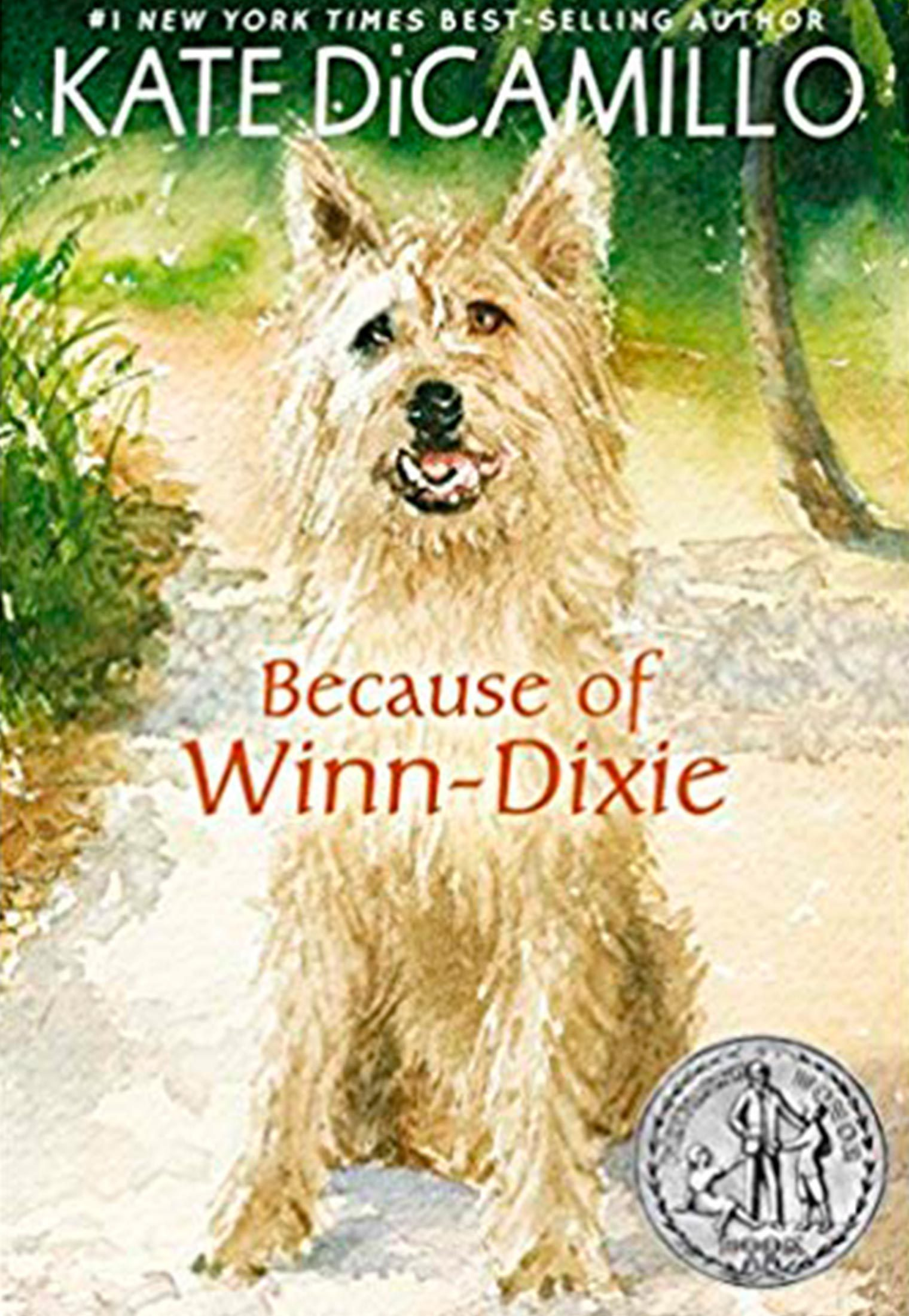 Because of Winn-Dixie best children's books