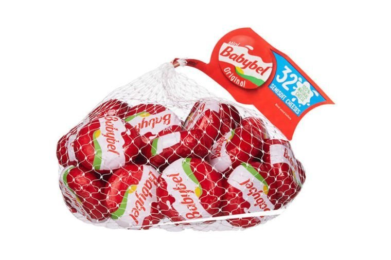 Bel Kaukauna Mini Babybel Cheese, 0.75 oz, 32 ct