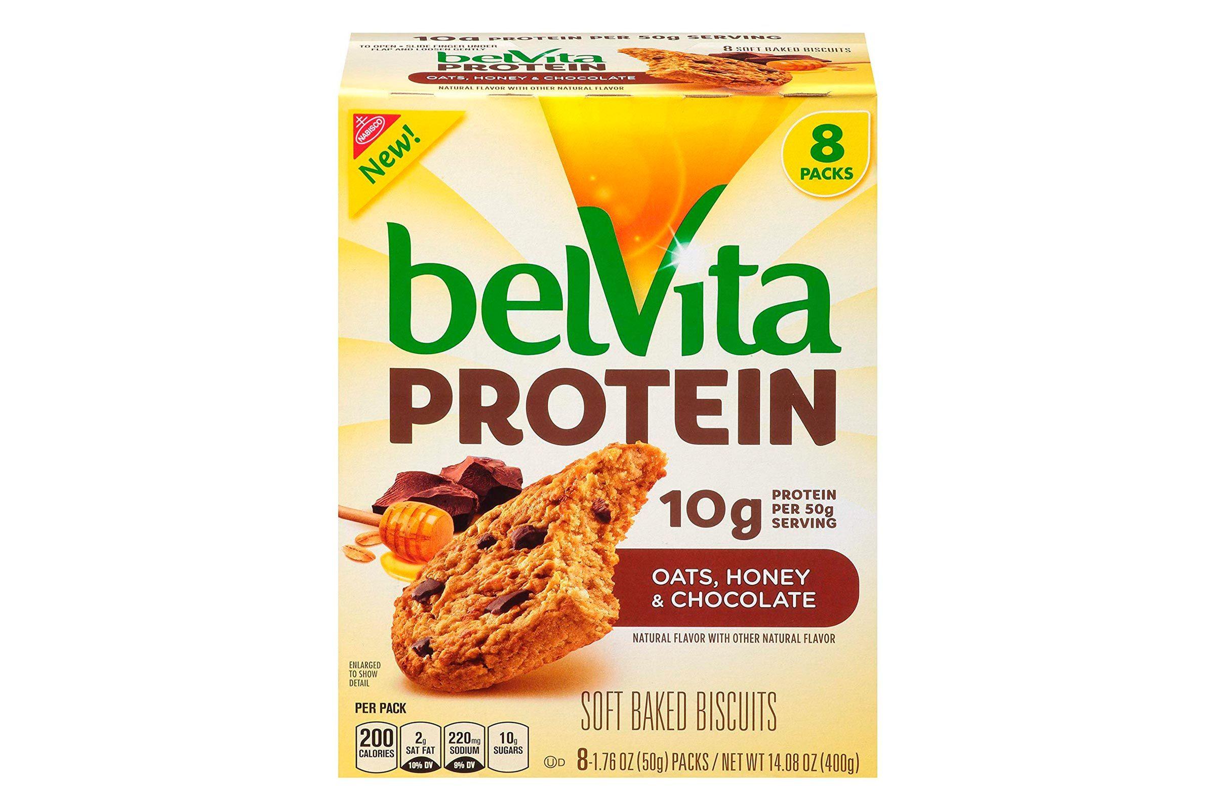 Belvita softbake bars