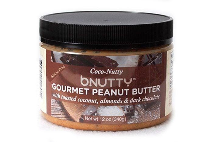 B.Nutty gourmet peanut butter