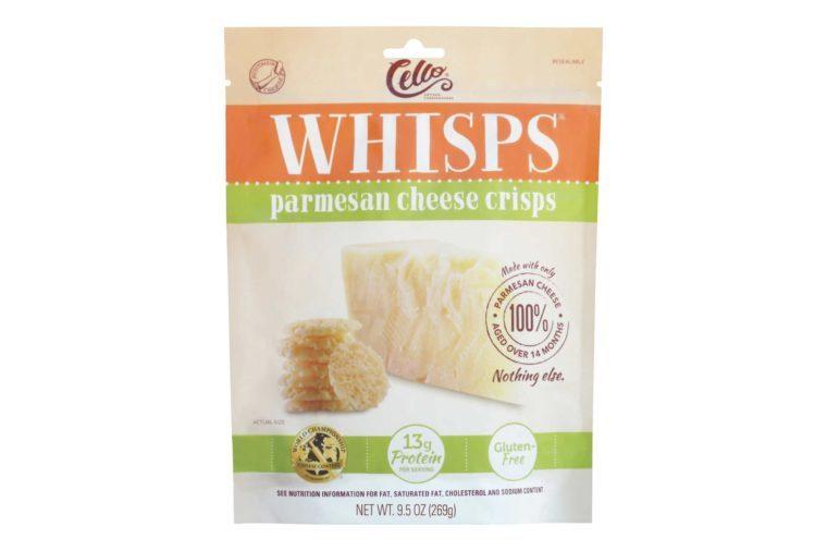 Cello Parmesan Cheese Whisps, 9.5 oz