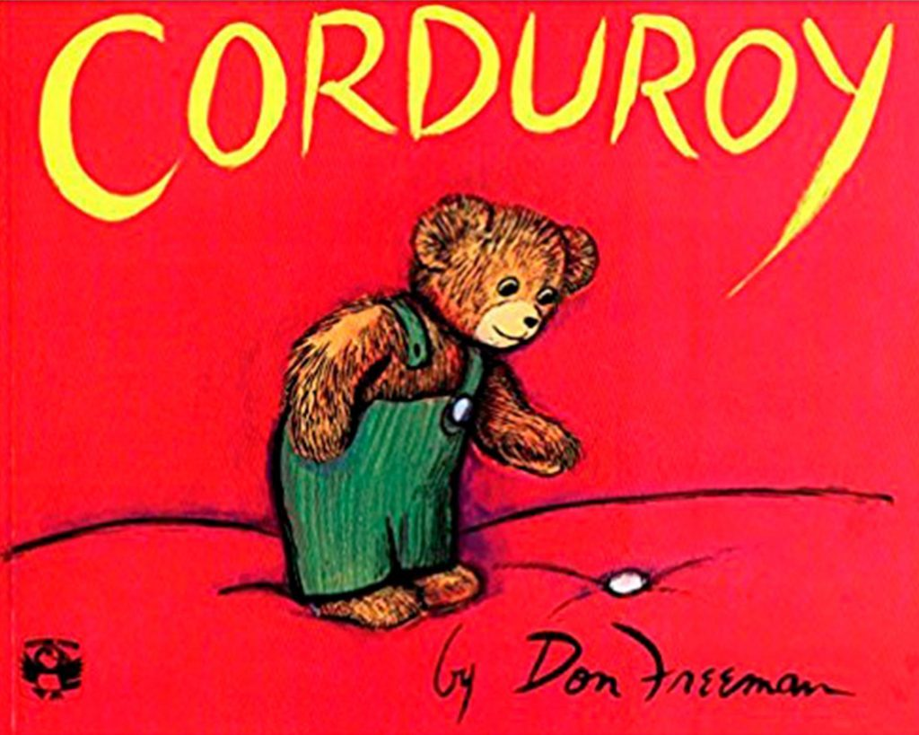 Corduroy classic story books for kids