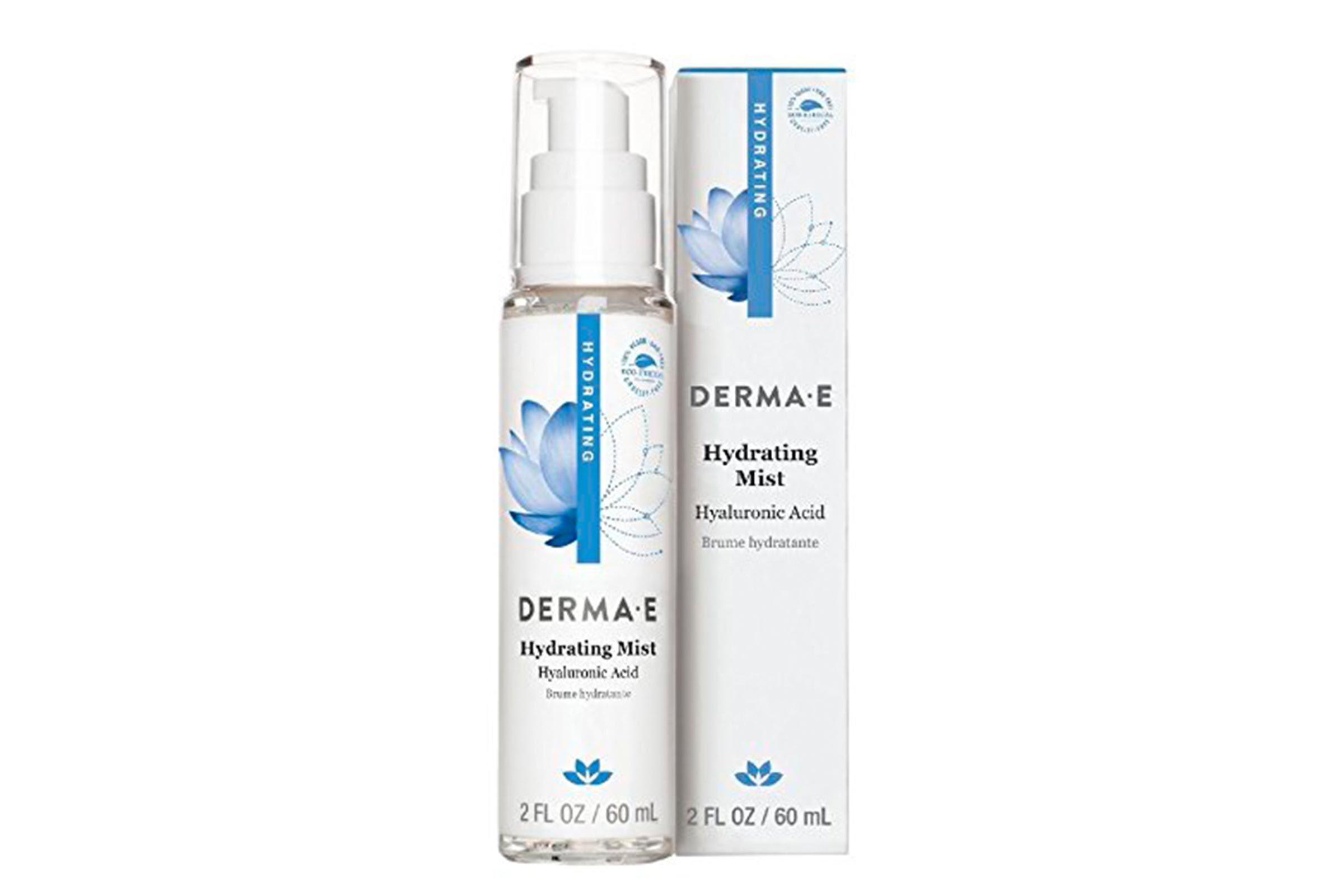 Derma-e hydrating mist